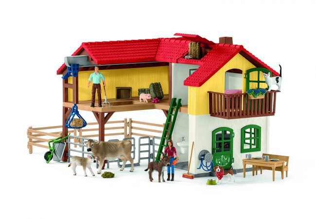 42407_Farm_World_Large-Farm-House-Schleich