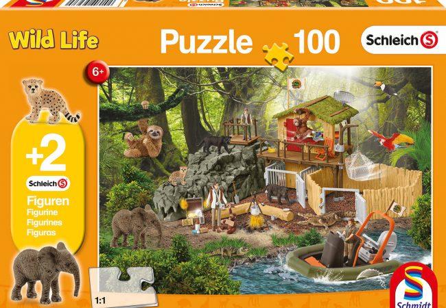 56238_Wild Life_Puzzle_100